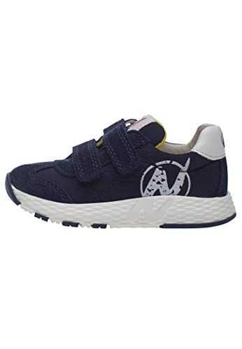 Naturino Lewis VL.-Sneaker aus Leder und Nylon-Marineblau blau 32   #herrenmodes… – amazonmode