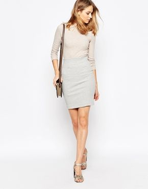 Ganni Bodycon Pencil Skirt