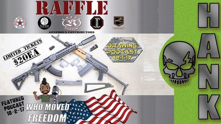Krebs Custom Raffle AK-47 Giveaway - YouTube