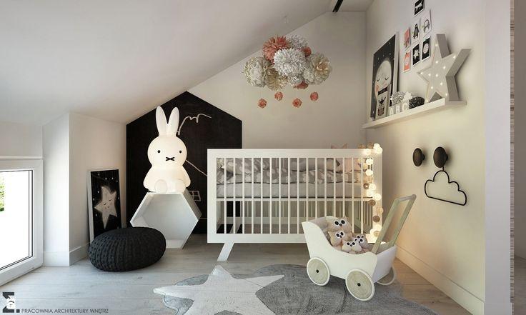 Pokój dziecka styl Skandynawski - zdjęcie od ELEMENTY - Pokój dziecka - Styl…