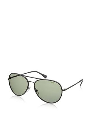 71% OFF Fendi Women's FS5262L Sunglasses, Gunmetal