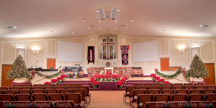 ... Church Christmas Decorations, Church Interior Design and Modern Church