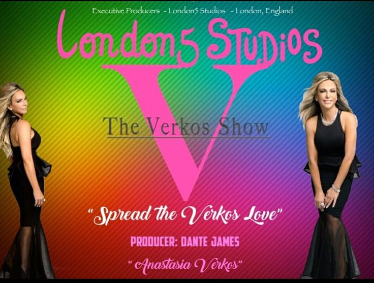 """The Dream Is Everything....   Amazing to be working with amazing talented people from all around the world 🙏  Executive Producers at LONDON5 Studios - will share THE POWER OF LOVE around the world in the new television series THE VERKOS SHOW!!  LONDON 5 STUDIOS ....... WE ARE """"LITTLE MELANIE """"......""""LONDON GIRL"""".........""""THE VERKOS SHOW""""....... """"WHIMSY WOOD FAMILY"""" ...... """"THE KIDS' COOKING NETWORK"""" ...... we are READY..... Our ROYAL COURT ....we are GLOBAL..."""