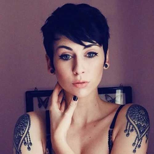 Sexy Pixie Cut                                                       …