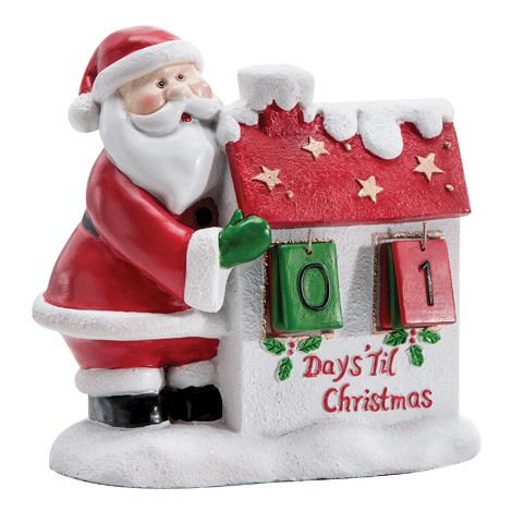 Countdown to Xmas Calendar reg.  $14.99 Product Number  1023613 Is it Christmas yet? Enjoy the countdown with the little ones. Available in English only. www.Facebook.com/shopavonwithdeon