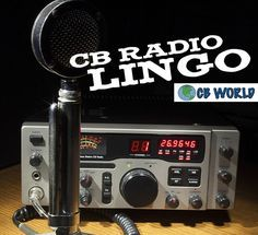 CB Radio Code & Lingo - not for me so much as her.