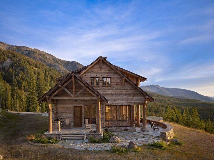 Image result for log cabins metal roof stone