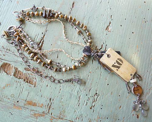 Jewelry by Nina Bagley