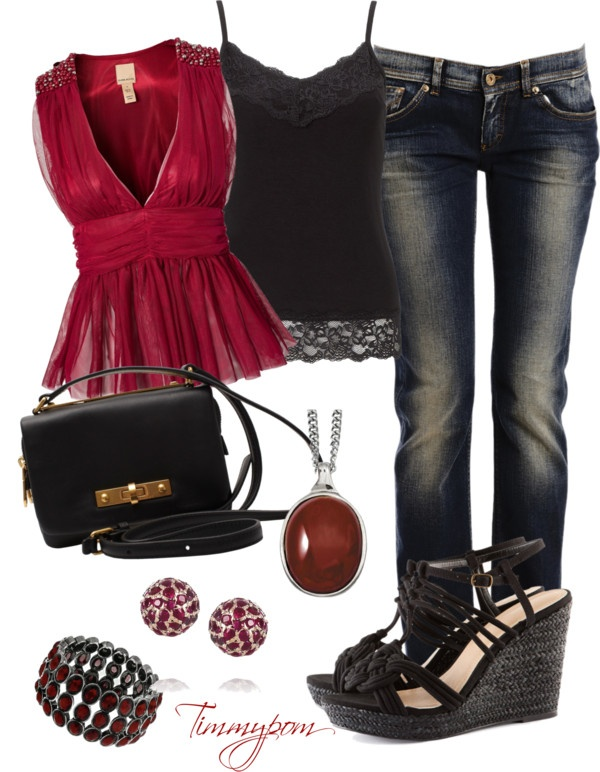 """""""Another date night :)"""" by timmypom ❤ liked on Polyvore"""