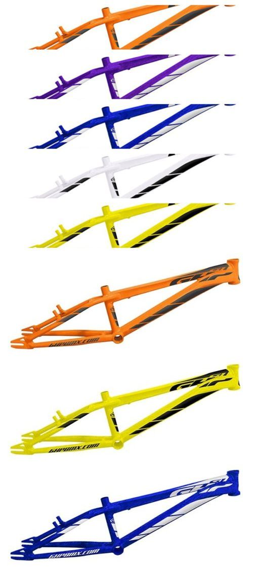 bicycle parts: Ghp Bmx Frames G2 Pro24 Cruiser 7 Colors All New 24 Bmx Frame 21.25 Top Tube BUY IT NOW ONLY: $180.0