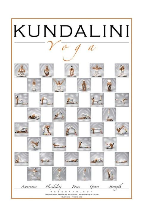 Kundalini yoga Loved and pinned by www.downdogboutique.com