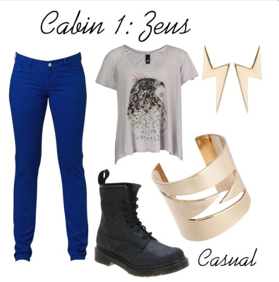 Cabin 1- Zeus- Casual