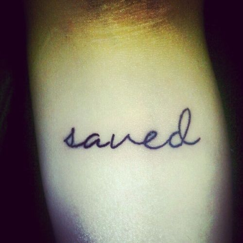 40 Inspiring One Word Tattoo Ideas Love the words and styles