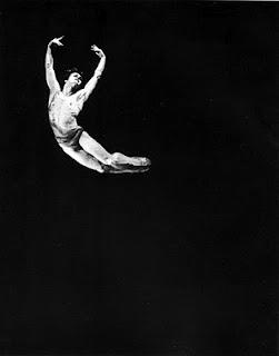 Baryshnikov by Avedon