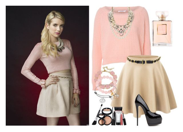 brave scream queen outfit ideas