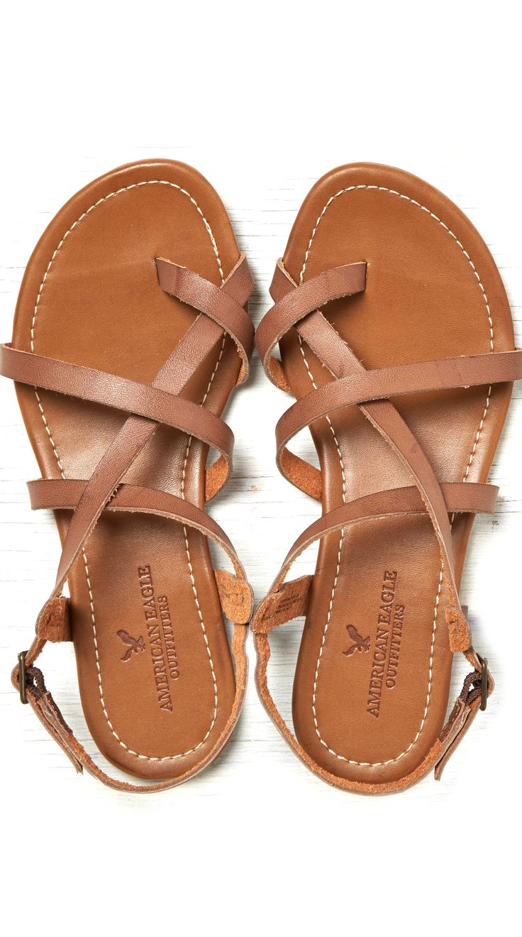Criss cross sandals  Follow me @greys01                                                                                                                                                      More