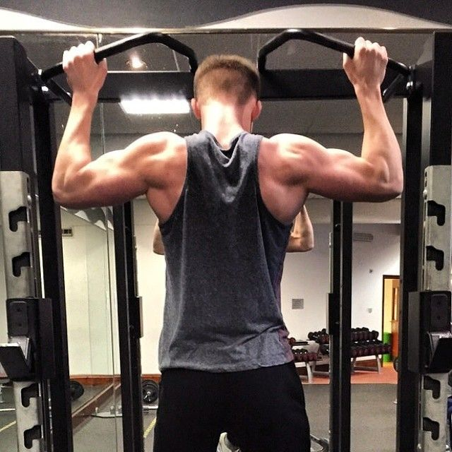 """19 Year Old Teen SKINNY TO SHREDDED Body Transformation. I was never known as a big guy. I was always """"skinny"""" but it never really bothered me. I once reme"""