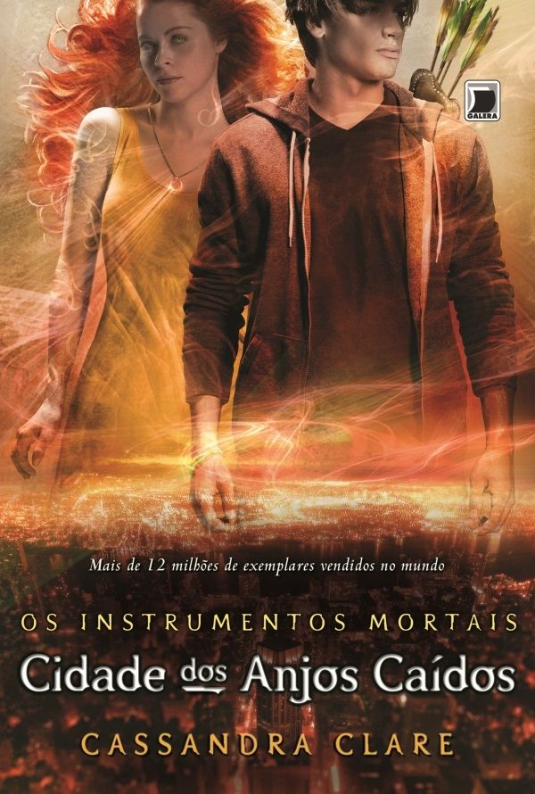 Série Instrumentos Mortais - Cassandra Clare ~ Bebendo Livros