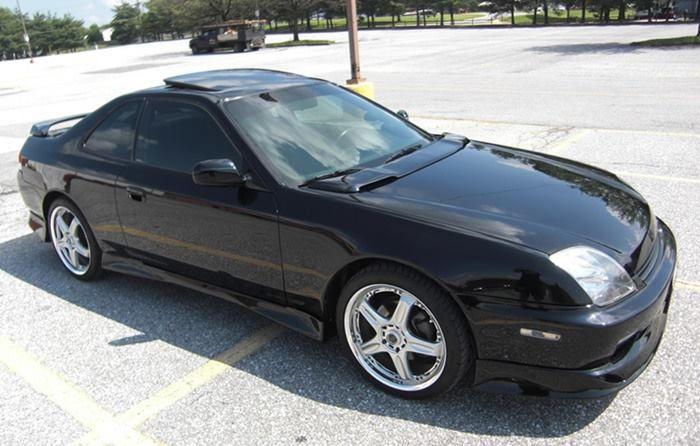 1996-2001 Honda Prelude 2.2 VTi