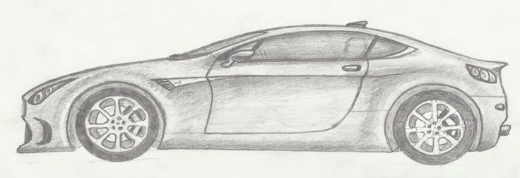 awesome pencil sketching google search sketches pinterest cars drawings and pencil sketching - Sport Cars Drawings