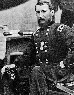 US; Maj Gen Philip Sheridan