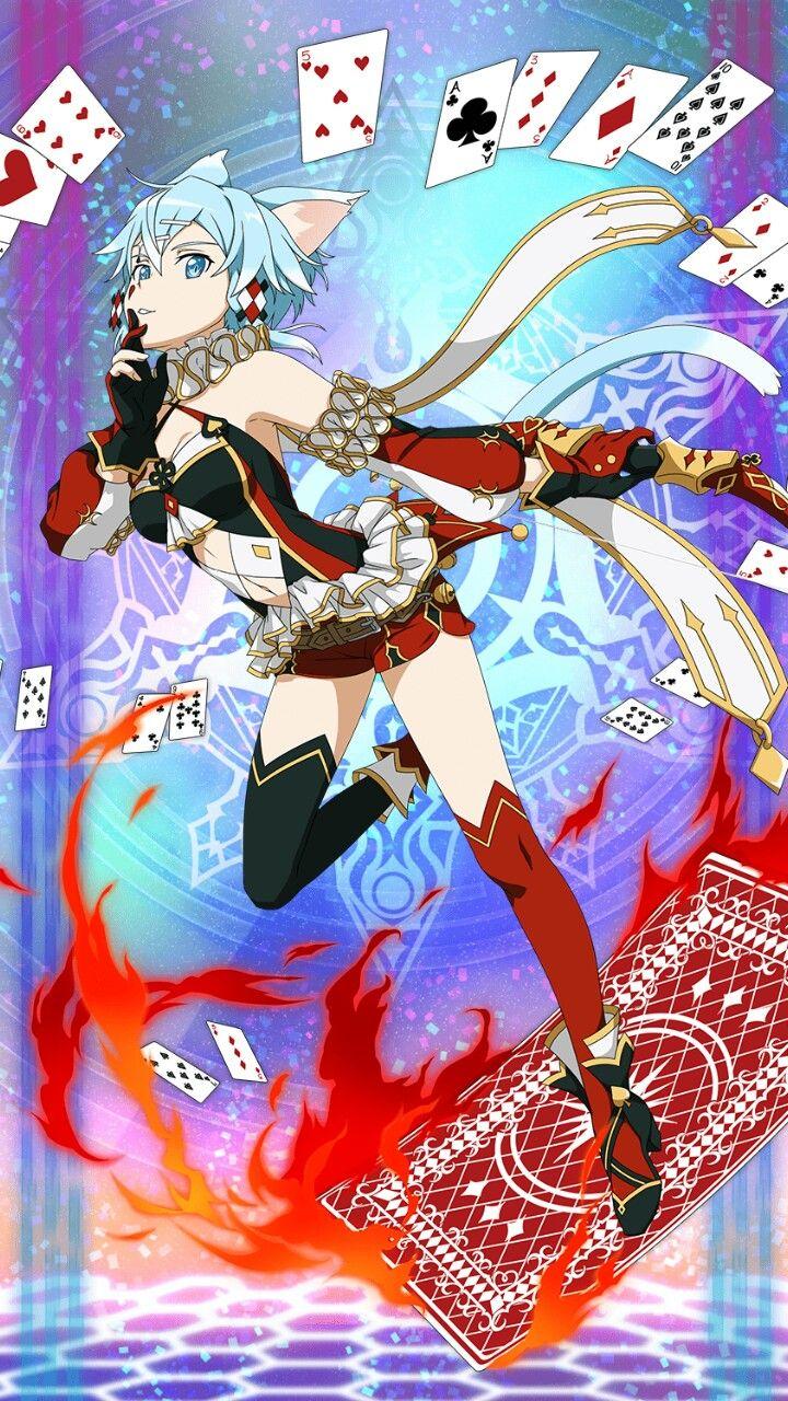 Sword Art Online || Sinon