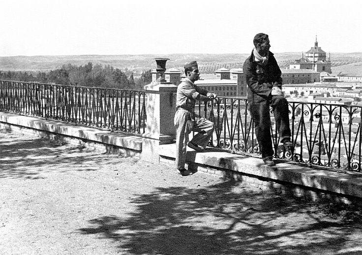 Spain - 1936. - GC - Toledo - 20-21 de septiembre de 1936. - Autor: Vincent Doherty.
