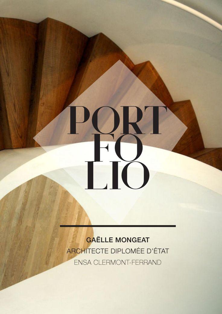 Portfolio Architecture   Gaëlle MONGEAT