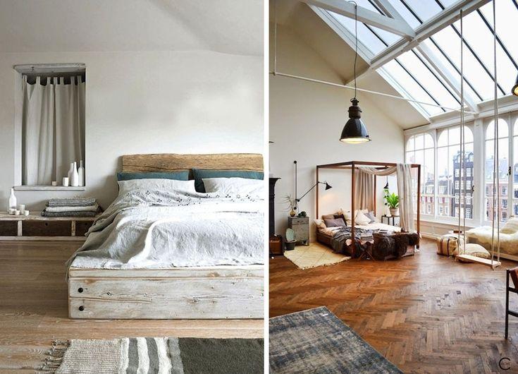 8 niezwykłych pomysłów na łóżko. //8 unusual beds.//