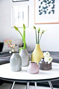 Botanica interiør interiour decorate flowers