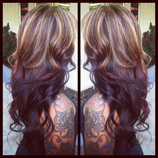 hair color!!