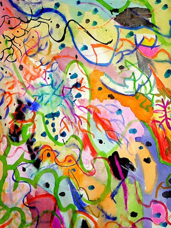 Wassily Kandinsky | azukarillo                                                                                                                                                                                 Más