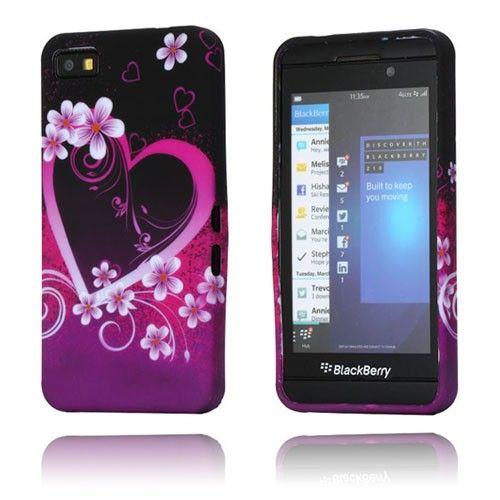 Symphony (Mørk Hjerte) Blackberry Z10 Deksel
