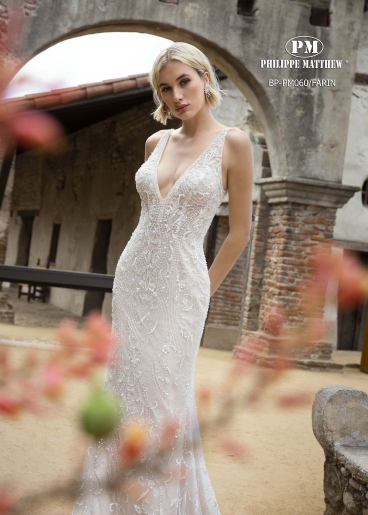 FARIN from PHILIPPE MATTHEW Bridal ball gown, Stylish