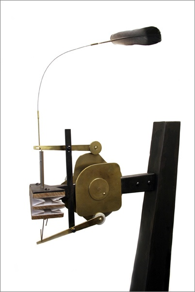 """Bird Bellow Whistle by Martin Smith with Laikingland.  The concept came for the notion of waking up to birdsong and I wanted a piece that could be set, as with an alarm clock, and would allow you start the day gently.""""      - Martin Smith, 2012"""