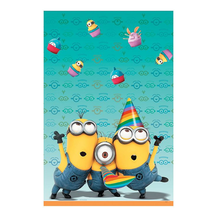 136 best minions for jennifer images on pinterest | despicable me, Party invitations