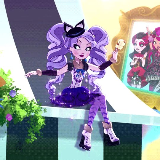 follow your true heart's desire and please follow my Ever After High Spring Unsprung board!