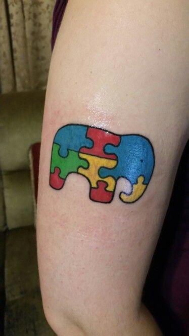 Puzzle Tattoo Designs