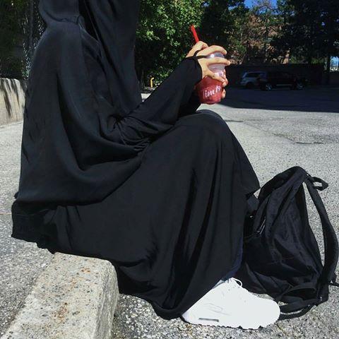 Image result for jilbab niqab