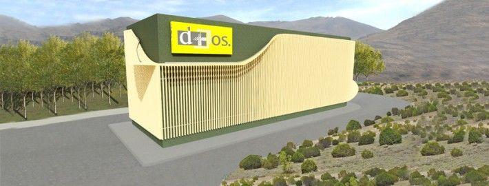 Πρόταση 0ER42BZ6 για τον Αρχιτεκτονικό Σχεδιασμό κτιριακού οργανισμού που θα στεγάσει Μονάδα Παραγωγής Ηλεκτρικής Ενέργειας ισχύος 1Mw από Φυτική Βιομάζα (Woodchip), ενόψει της έναρξης υλοποίησης εγκατάστασης Μονάδων 1Mw από την Dos Energy .