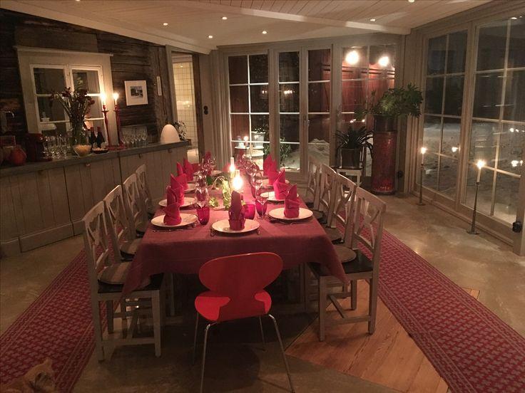 Dinner time #interior #finedineing