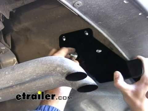 Trailer Hitch Installation - 2000 Volkswagen Jetta - etrailer.com, via YouTube.