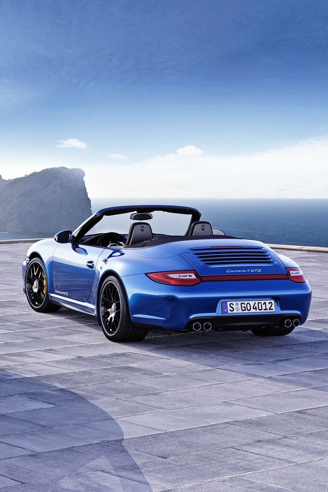 ♂ Luxury car #vehicle blue Porsche 911