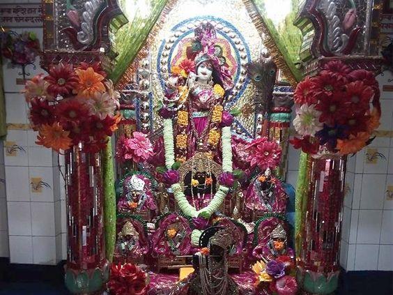 Shri Krishna Gyan Mandir - Janipur Jammu  #DandvatPranam #JaiShreeKrishna #NamoPanchAvatar #Mahanubhava  http://dandvat.com/