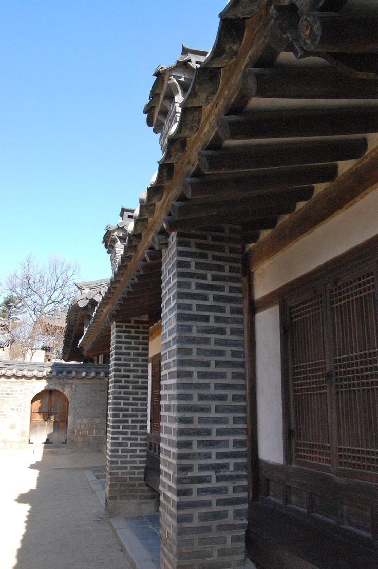 Changdeok Palace, Seoul, Korea