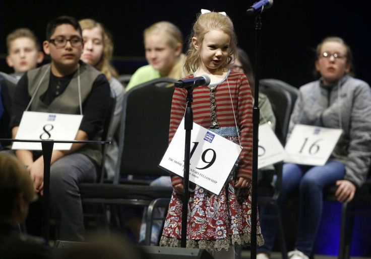 9 best spelling beeeas images on pinterest spelling bee a 5 year old edith fuller is headed to the national spelling fandeluxe Gallery
