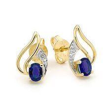 Shop for - Gem Set Earrings