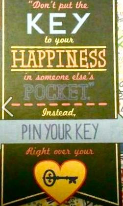 The Key to Happiness - Kappa Kappa Gamma.