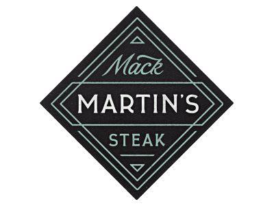 Mack Martin's  by Simon Walker