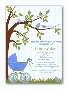 Boy Shower Invitations as luxury invitation design
